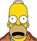 The Vatican:  Homer Simpson is Catholic