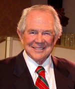 "Pat Robertson:  ""There's a Cloud of Wrath over America"""